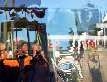 """Manfred Krautschneider - """"Selfie"""" 2014, archival pigment print, edition of 5"""