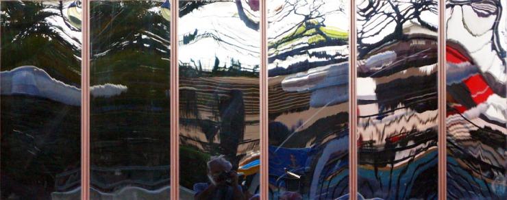 """Manfred Krautschneider - """"Selfie 2"""" 2012, archival pigment print, edition of 5"""